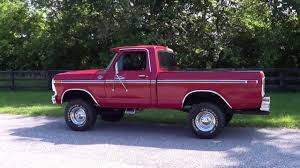 1978 78 Ford Ranger XLT 4x4 Short Bed Sold! - YouTube