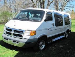 2000 Dodge Regency Conversion Van Ram