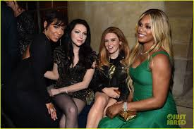 Vh1 Hit The Floor Cast by Laura Prepon U0026 U0027oitnb U0027 Cast Party With Ew Before Sag Awards Photo