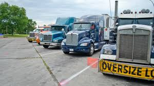 100 Images Of Semi Trucks Automated System Helps Truck Drivers Find Safe Legal Parking