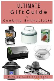 Kitchen Gifts for the Advanced Home Cook
