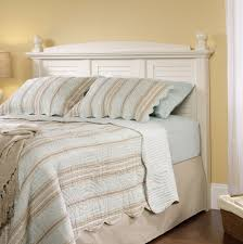 White Wooden Headboard Double by White Wooden Headboards Double Home Design Ideas