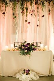 Modern Wedding Reception Decoration Ideas Decor For With Rustic Head Table