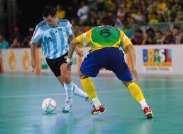 technique de foot en salle futsal