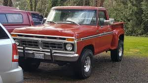 1976 Ford F100 4x4 Stepside | Cool 4X4's | Pinterest | Ford, 4x4 And ... 1976 Ford Truck The Cars Of Tulelake Classic For Sale Ready Ford F100 Snow Job Hot Rod Network Flashback F10039s New Arrivals Whole Trucksparts Trucks Or Best Image Gallery 315 Share And Download Truck Heater Relay Wiring Diagram Trusted Steering Column Schematics F150 1315 2016 Detroit Autorama Pickup Information Photos Momentcar F250 4x4 High Boy Ranger Mild Custom