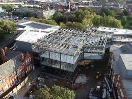 100 Wynne Construction S 20m Coleg Cambria Development Ahead Of