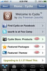 iPhone 4 Jailbroken