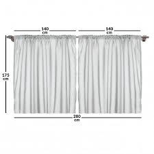 gardine schlafzimmer kräuselband vorhang mit schlaufen und haken abakuhaus schwarz und weiß streifen muster kaufen otto