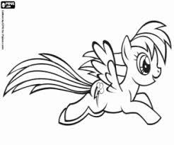 The Pony Pegasus RainbowDash