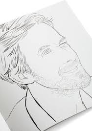 Kooky Coloring Books For Adults Colour Me Good Ryan Gosling