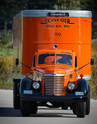 100 Schneider Trucking Company Photos Of The Vintage Truck Photographer