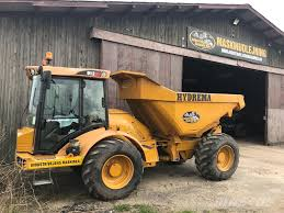 Used Hydrema 912 DS Dumper Rigid Dump Trucks Year: 2012 Price: US ...