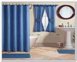 Small Bathroom Window Curtains by Bathroom Ideas Green Bathroom Window Curtains Ideas With Built In