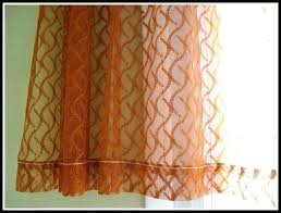 orange sheer curtains online india orange sheer curtains walmart
