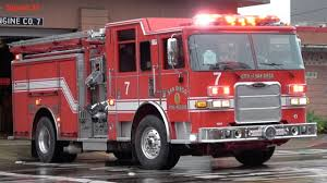 100 Truck Stop San Diego Fire Responding Compilation 21 YouTube