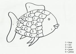 Rainbow Fish Printable Free Coloring Page