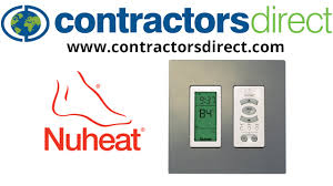 Easy Heat Warm Tiles Thermostat Programming by Nuheat Harmony Floor Heating Programmable Thermostat 1 Setting