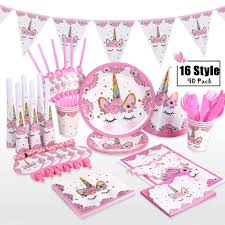 Birthday Napkins Matches Cups And Favors For Your Party