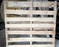 How To Make A Platform Bed From Wooden Pallets by Diy Pallet U0026 Pipe Dog Bed Tutorial