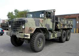 100 6x6 Military Truck Eastern Surplus