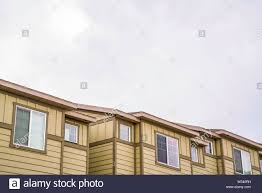 100 Sliding Exterior Walls Close Up View Of Exterior Of Homes With Cream Wall Under Sky