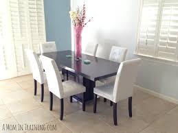 Pier One Dining Table Set by Favorite Things My Dining Room A Mom In Training