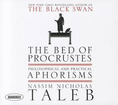 the bed of procrustes by nassim nicholas taleb sean pratt