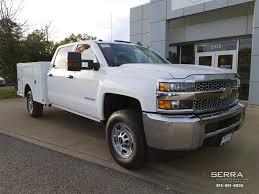 100 4wd Truck New 2019 Chevrolet Silverado 2500HD Work 4D Crew Cab In