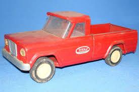 Vintage Tonka Jeep Truck - BozBuz
