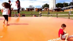 Summers Pumpkin Patch Frederick Md by Summers Farm Pillow Bounce Youtube