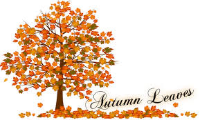 fall scenes clip art transparent