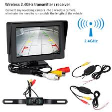 WD - 403SY Car Vehicle Backup Camera Wireless Monitor Parking ... Chevrolet And Gmc Multicamera System For Factory Lcd Screen 5 Inch Gps Wireless Backup Camera Parking Sensor Monitor Rv Truck Backup Camera Monitor Kit For Busucksemitrailerbox Ebay Cheap Rearview Find Deals On Pyle Plcm39frv On The Road Cameras Dash Cams Builtin Ir Night Vision Rear View Back Up Amazoncom Cisno 7 Tft Car And Mirror Carvehicletruck Hd 1920 New Update Digital Yuwei System 43