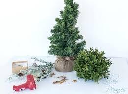 Luxury Miniature Christmas Tree Make A Realistic T Tiny Skirts