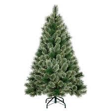 Slim Pre Lit Christmas Trees 7ft by Christmas Trees Target