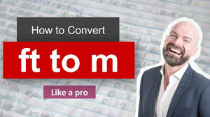100 7m To Feet Convert Foot To Meter Ft To M Formula Example Convertion Factor