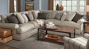Cindy Crawford Microfiber Sectional Sofa by Living Room Sets Living Room Suites U0026 Furniture Collections