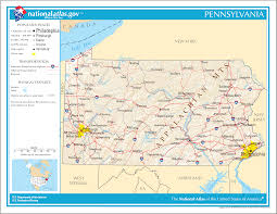 Sinking Springs Pa Map by Liste Der Orte In Pennsylvania Wikiwand