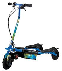 Amazon Razor Trikke E2 Electric Scooter Blue Sports Scooters Outdoors