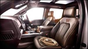 2018 ford king ranch interior NEWCARSREVIEW ME