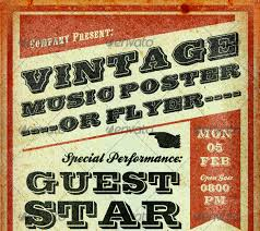 Free Music Poster Templates