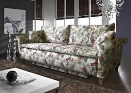 geblümte sofas sessel fürs wohnzimmer günstig kaufen ebay