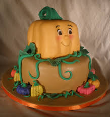 Spookley The Square Pumpkin by Spookley The Square Pumpkin Cakecentral Com