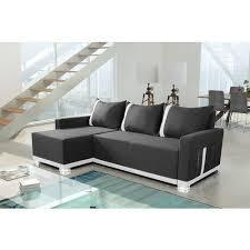 canapé d angle rue du commerce rue du commerce canap sofa d angle convertible light achat