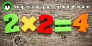 comment apprendre table de multiplication les meilleures applications tables de multiplication