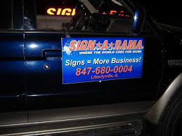 High Quality & Low Cost Magnetic Signs | Dynamic & Creative Magnetic ...