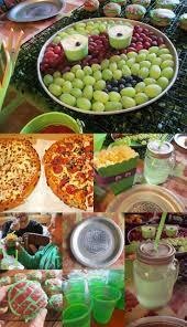Ninja Turtle Decorations Ideas by 105 Best Ninja Turtle Party Images On Pinterest Ninja Turtle