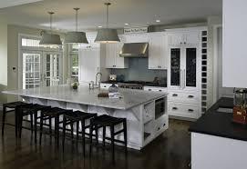 stunning kitchen island design beautiful white subway tile