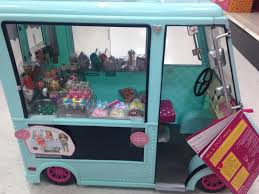 OUR GENERATION ICE CREAM TRUCK AMERICAN GIRL, 18