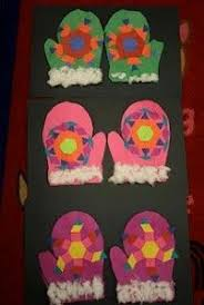 Mittens Crafts For Kids