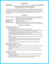 Data Analyst Resume Examples From Entry Level Business Resumes Intoysearch